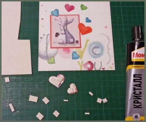 свадебные открытки скрапбукинг 14
