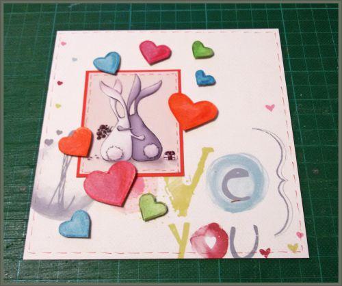 свадебные открытки скрапбукинг 15
