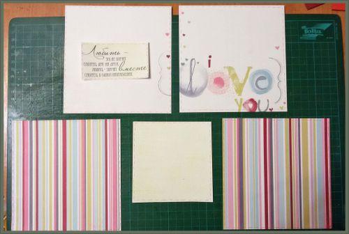 свадебные открытки скрапбукинг 6