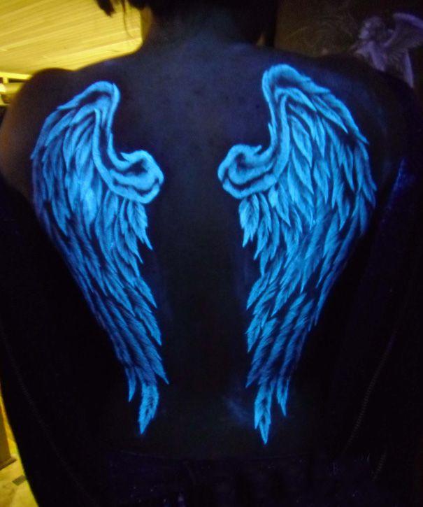 поклонница ангелов