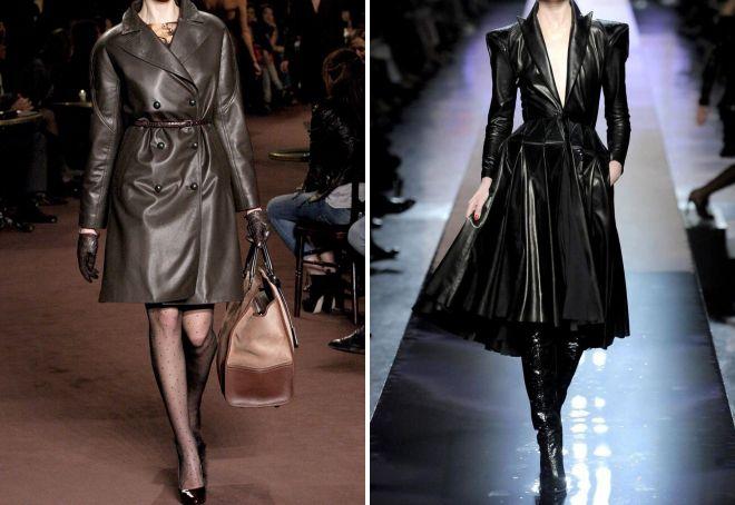 с чем носить классическое пальто 11