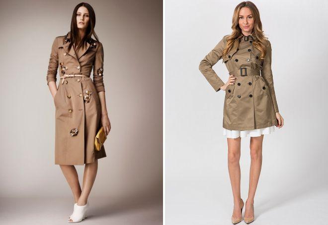 с чем носить классическое пальто 8
