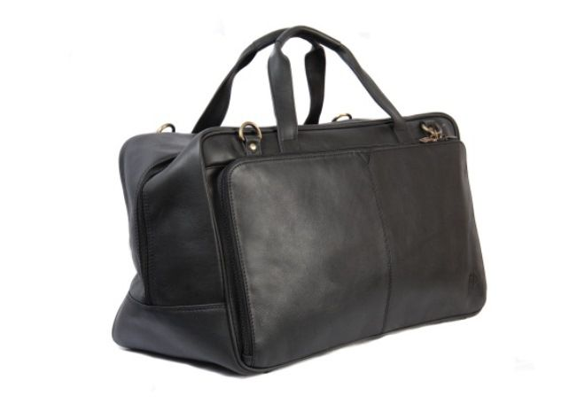 большая женская черная сумка