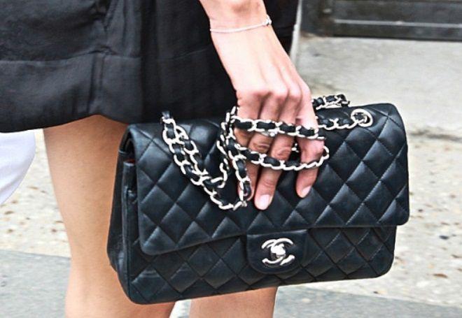 маленькая черная сумка