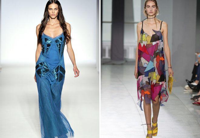 модная одежда лето 2017