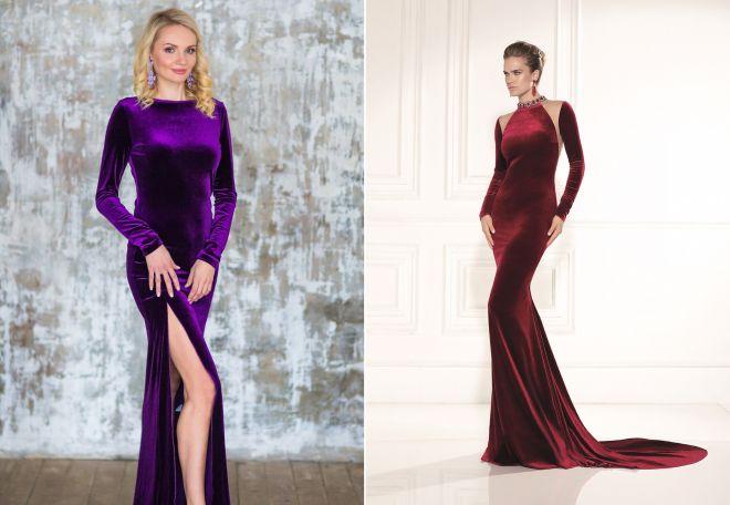 Вечерние платья 201715