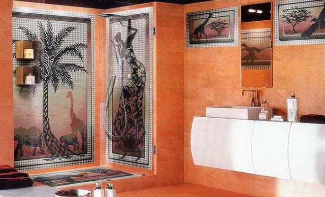 ванная в этно стиле