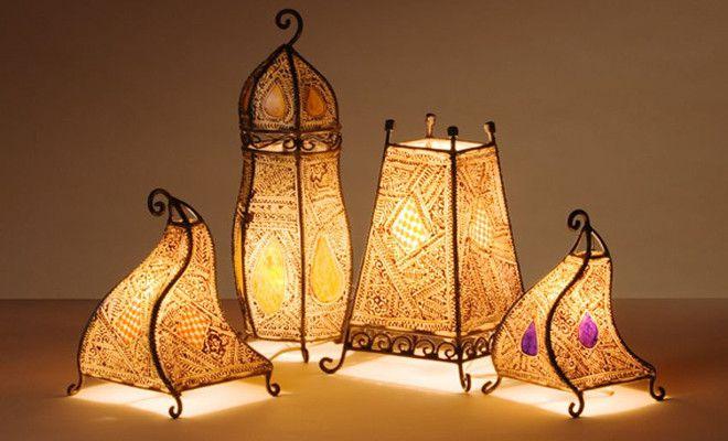 Светильники этно стиль