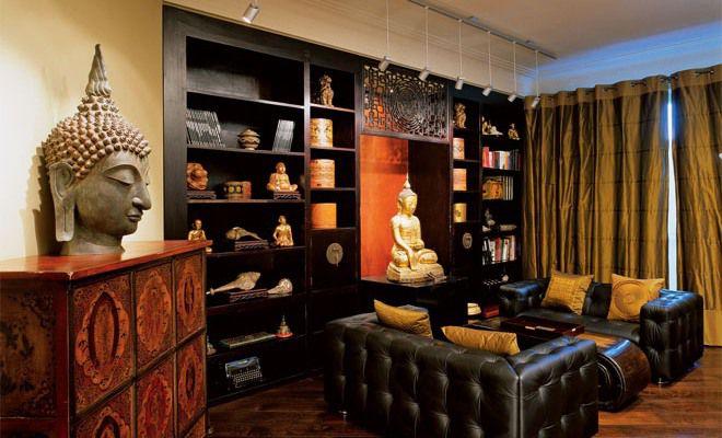 Индийская стилистика интерьера