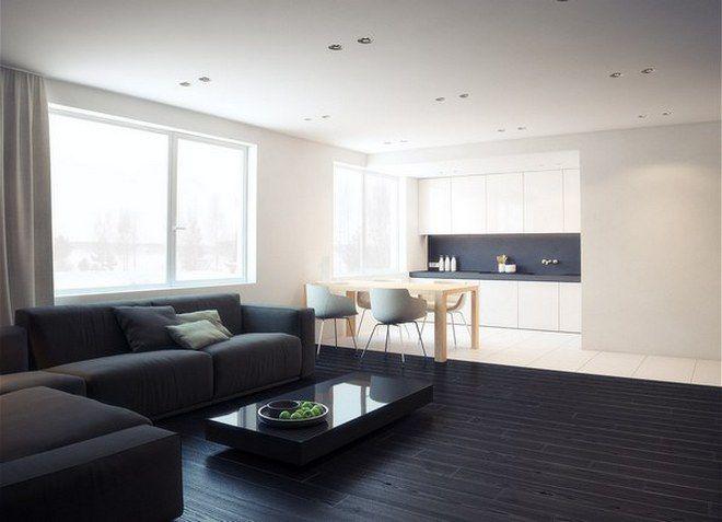 интерьер однокомнатной квартиры 29