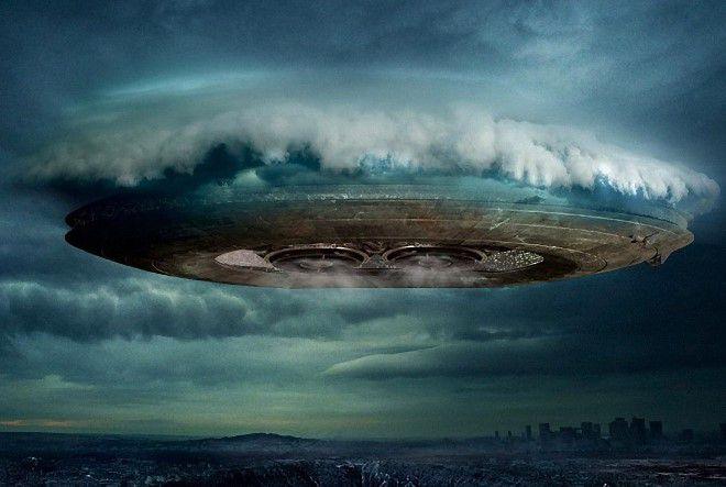 прилет внеземной цивилизации