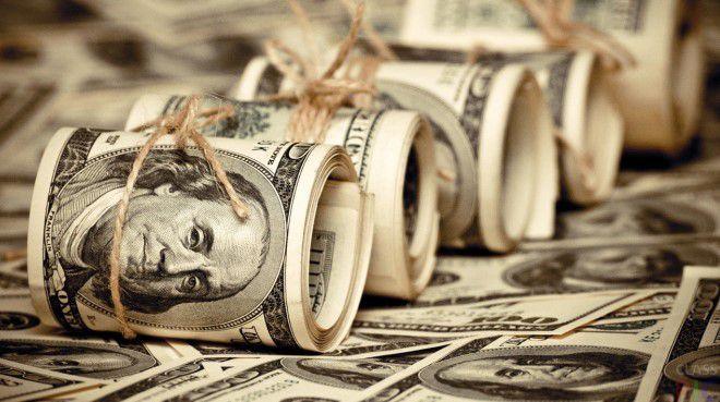 обесценивание доллара