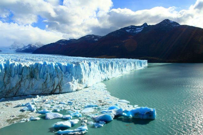 аномальное таяние ледников