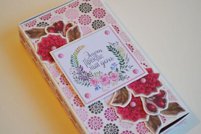 коробочка для денег на свадьбу своими руками (14)