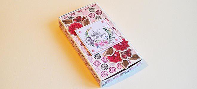 коробочка для денег на свадьбу своими руками (15)