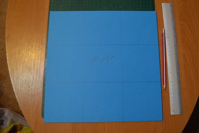 открытка коробочка своими руками (2)