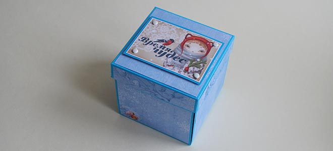 открытка коробочка <strong>коробочки в стиле скрапбукинг</strong> своими руками (21)