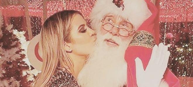 Хлое Кардашьян раскритиковала подарок на Рождество от Дженнифер Лопес
