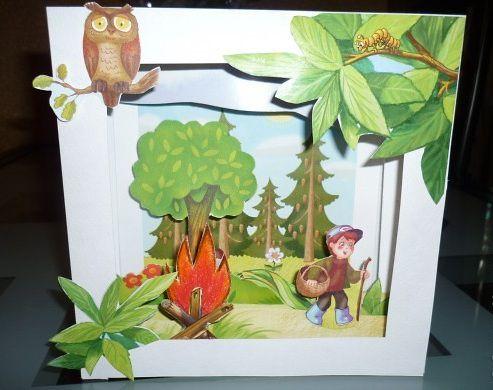 берегите лес от пожаров