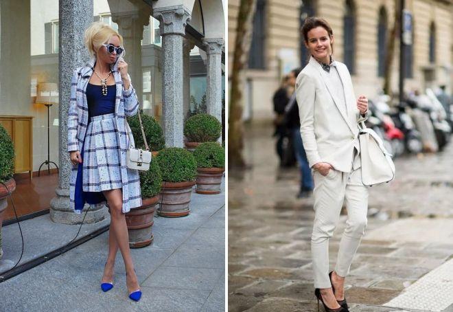 деловой стиль одежды для девушек 2017