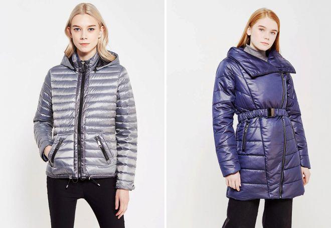 модные цвета женских курток 2018