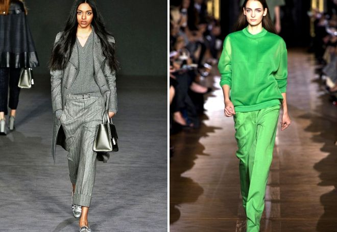 какие цвета модные в 2018