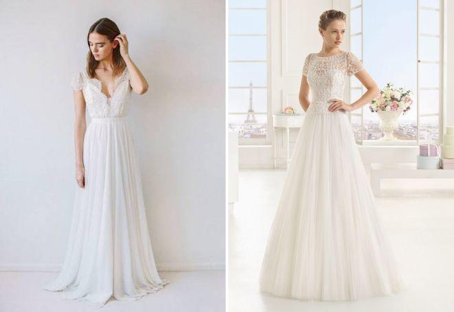 нежный образ невесты 2017