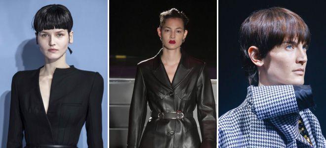 модные женские стрижки 2018