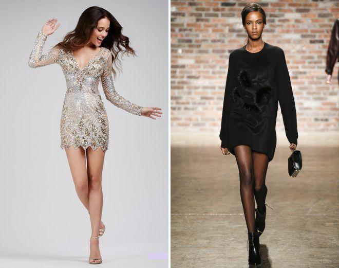 коктейльные платья на выпускной 2018