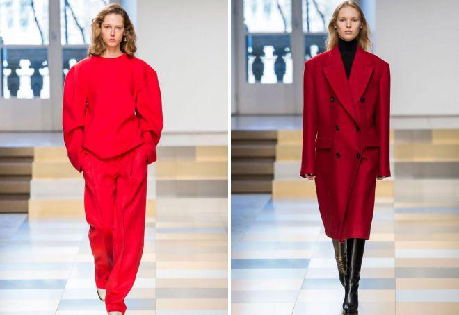 осень 2017 модные тенденции