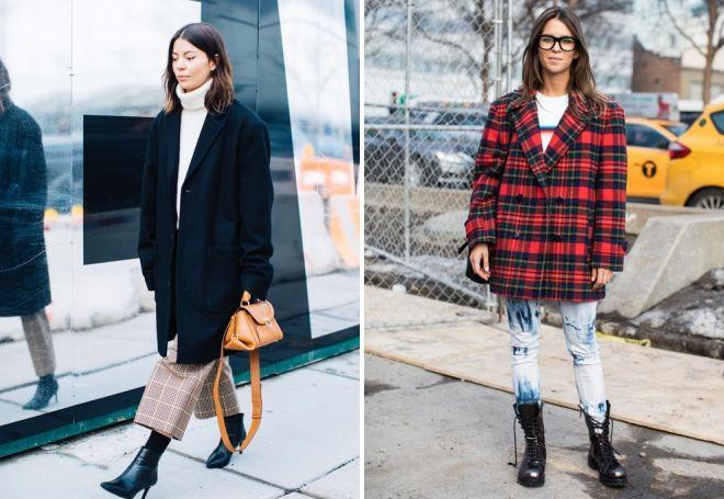 уличная мода для женщин осень 2017