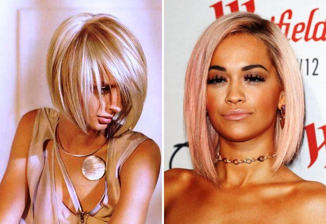 окрашивание блонд 2017