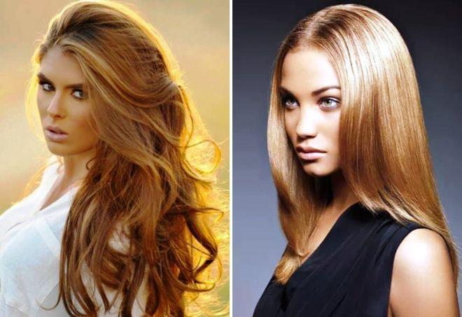 самое модное окрашивание волос 2017
