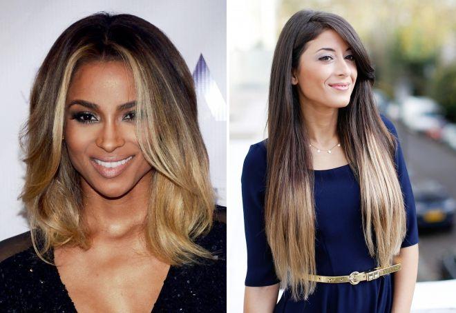 тенденции в окрашивании волос 2017