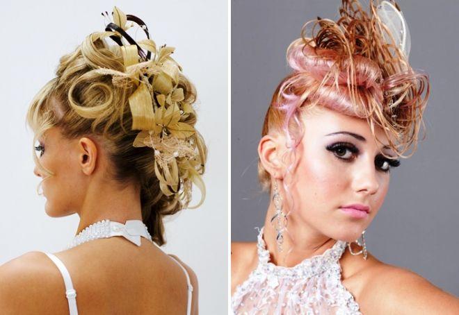 постижерные украшения для волос