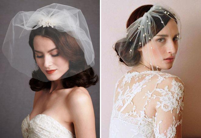 как выбрать украшение для свадебной прически