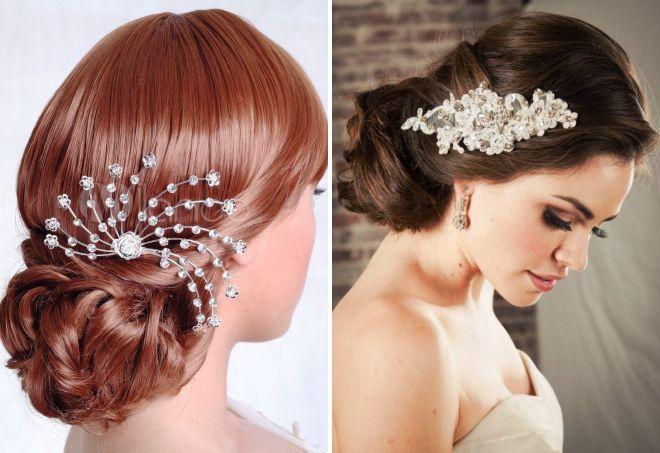 модные украшения для волос