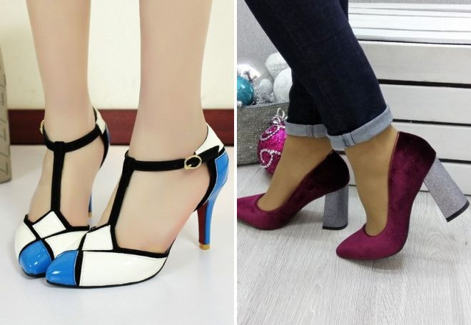 модные туфли осень 2017