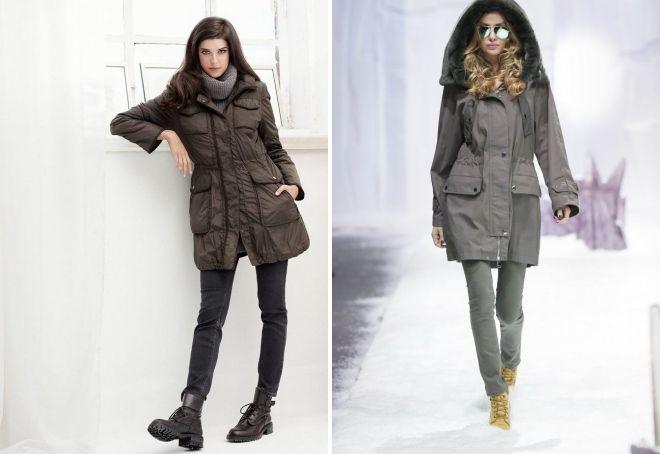 модные женские куртки осень 2017