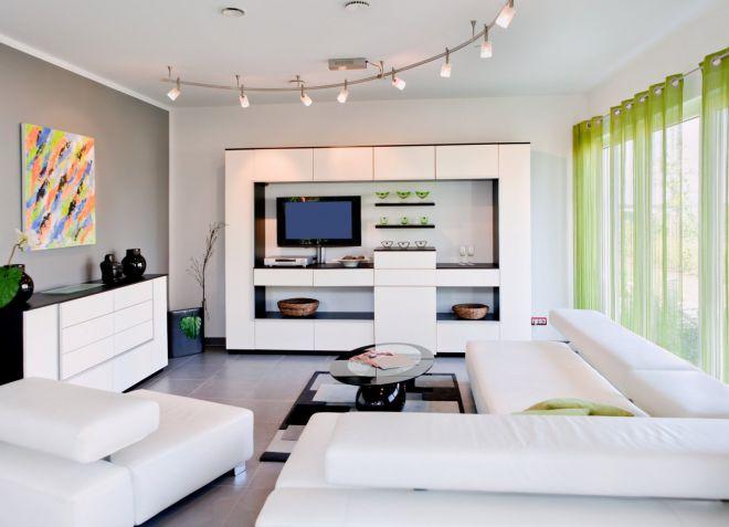 Дизайн квартир хай тек - мебель