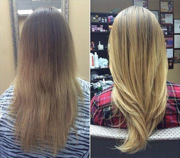 волосы после супры