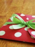 Как сделать конвертик из бумаги?