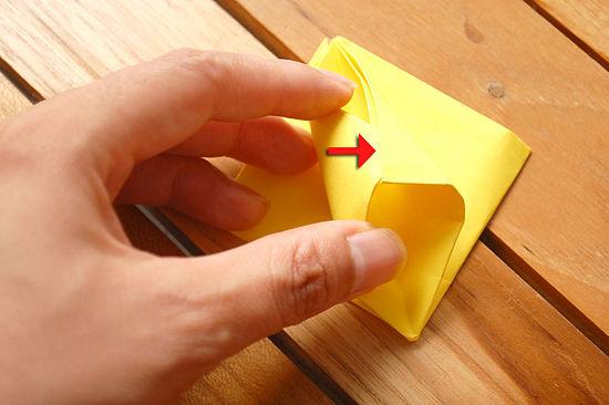 как сделать тюльпан из бумаги 12