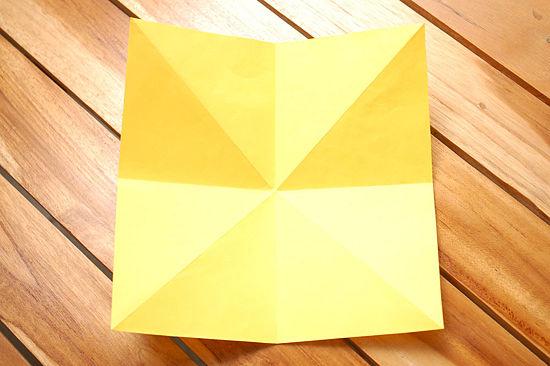 как сделать тюльпан из бумаги 6
