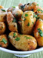 Как варить картошку «в мундире»?