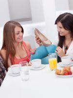 Конкурсы для женщин за столом