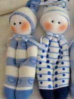 Куклы своими руками - мастер-класс