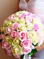 Букет невесты из роз