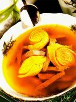 Изумительный чешский суп «Панадель»