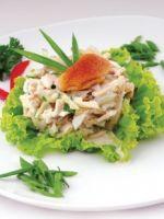Салат «Дамский каприз» – рецепт